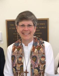 Pastor Nancy McHugh